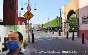Crece número de contagios en Valle de Santiago - El Sol de Salamanca