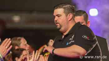 Darts: Clemens verpasst Viertelfinale des World Matchplay - RAN
