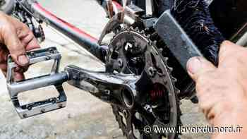 Maubeuge: Droit au vélo recherche des bénévoles pour son atelier vélo - La Voix du Nord