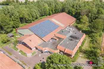 Tennishalle in Nordkirchen soll verkauft werden - wie geht es weiter? - Ruhr Nachrichten