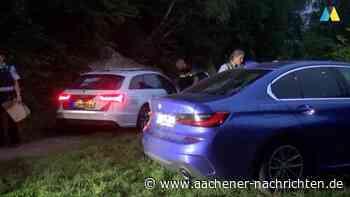Festnahme Verfolgungsjagd durch die Region endet in Walheim - Aachener Nachrichten