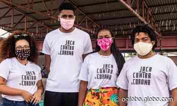 Projeto social arrecada doações para moradores da comunidade do Jacarezinho - O Globo