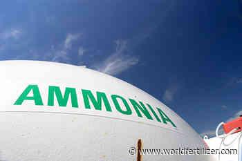 Acron to increase ammonia output at Veliky Novgorod facility - World Fertilizer