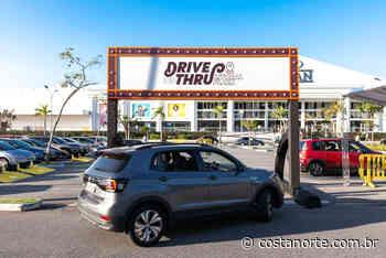 Praia Grande: Drive-Thru do Litoral Plaza conta com novas lojas - Jornal Costa Norte