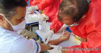 Covid-19: CDP de Praia Grande realiza testagem em massa - A Tribuna