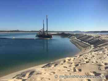 Project to replenish sand at Maroochydore Beach begins again soon - My Sunshine Coast