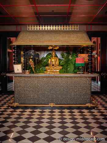 Wilson Associates brings back the eclectic glamour for Pai Thai project - DESIGNME