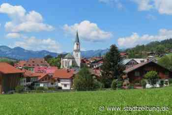 """Der Markt """"Bad Hindelang"""" - eine Perle im Allgäu .... - StadtZeitung"""