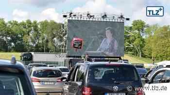 Apolda: Zeugnisse auf dem Silbertablett im Autokino serviert - Thüringische Landeszeitung