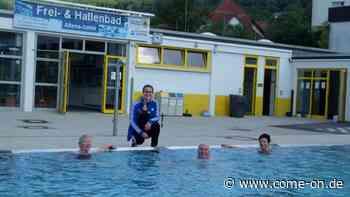 Freibad Altena-Dahle: Neue Schwimmmeisterin Luisa Stagni - come-on.de