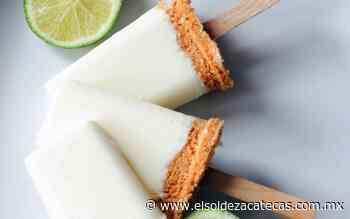 Paletas heladas de pay de limón; deliciosas y referescantes - El Sol de Zacatecas