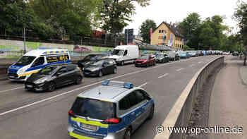 Konrad-Adenauer-Straße: Bauarbeiten stellen Autofahrer-Nerven auf die Probe - op-online.de