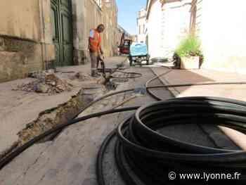 L'installation de la fibre optique ralentit dans le Migennois - L'Yonne Républicaine