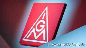 Jobabbau bei Industriezulieferer Norma: IG-Metall-Kundgebung - Süddeutsche Zeitung