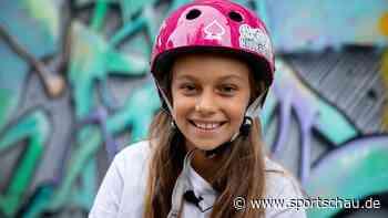Lilly Stoephasius - Skateboard-Virtuosin mit 13 - sportschau.de