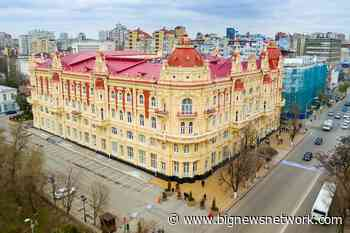 10 most BEAUTIFUL buildings & sites in Rostov-on-Don - Big News Network