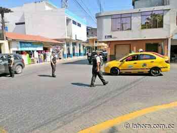 Macará volvió a rojo con estrictas restricciones - La Hora (Ecuador)