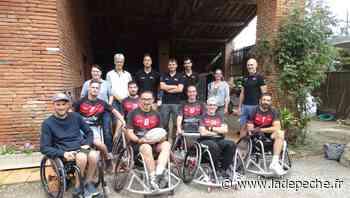 Castanet-Tolosan. Handisport Rugby: défi relevé pour le Stade Toulousain - LaDepeche.fr