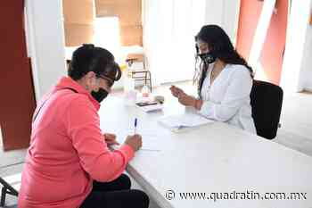 Reciben apoyos de Vende Más microempresarios de Zacapu - Quadratín - Quadratín Michoacán