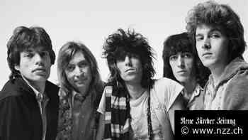 Scarlet: ein Song der Rolling Stones mit Jimmy Page - Neue Zürcher Zeitung