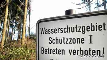 Neues Wasserschutzgebiet in Olsberg und Bestwig geplant - Westfalenpost