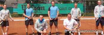 Tennis: TC Nikolausdorf-Garrel knapp am Sieg vorbei - Nordwest-Zeitung