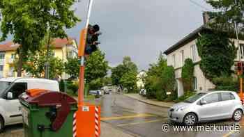 Poing: Ampel kommt wieder weg - Merkur.de