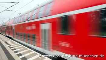 Vollbremsung, Verzögerungen, Ausfälle - Poing: Gleisläufer sorgt für Verspätungs-Chaos am Bahnhof - Abendzeitung