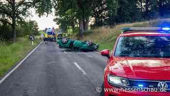 25-jähriger Beifahrer stirbt bei Unfall +++ Frauenleiche in Erlensee entdeckt - hessenschau.de