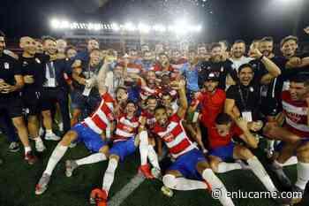 LaLiga Santander : Grenade verra l'Europe pour la première fois de son histoire ! - Enlucarne