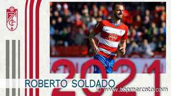 Grenade : Roberto Soldado rempile jusqu'en 2021 (Officiel) - Top Mercato.com