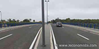 """Autoroute Rabat-Casa: Le pont """"Avenue Grenade"""" ouvert - L'Économiste"""