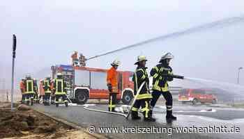 Brände, Sturmschäden, Tierrettung und Einsätze auf A1: Feuerwehr Heidenau hat ein großes Einsatzspektrum - Kreiszeitung Wochenblatt