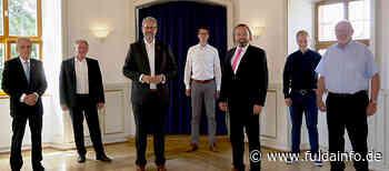 Staatssekretär Burghardt besuchte Zukunftsgemeinde Eichenzell - Fuldainfo