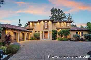Sponsored: Grand Italian-inspired estate graces Lafayette's Burton Valley - The Mercury News