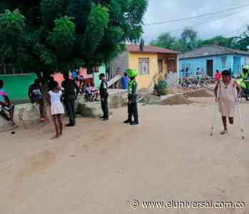 Tras la pista de un presunto violador en Palenque - El Universal - Colombia
