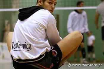 Dinis Leão confirma mudança para Espinho e revela: «Foi muito difícil dizer que não ao Sporting» :: zerozero.pt - zerozero.pt