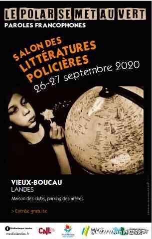 Le Polar se met au vert samedi 26 septembre 2020 - Unidivers
