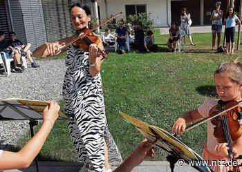 Grinio-Akademie Köngen spielte im Seniorenzentrum Wendlingen- NÜRTINGER ZEITUNG - Nürtinger Zeitung