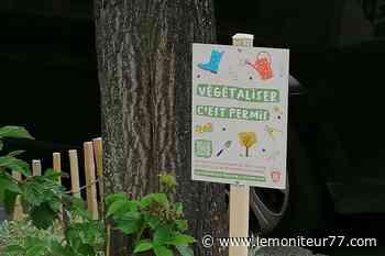 Melun : Un permis pour participer à la biodiversité - Le Moniteur de Seine-et-Marne