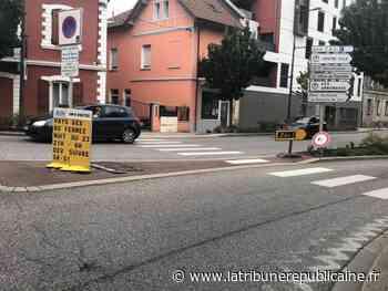 Bellegarde : la route de Genève fermée jeudi soir 23 juillet - latribunerepublicaine.fr