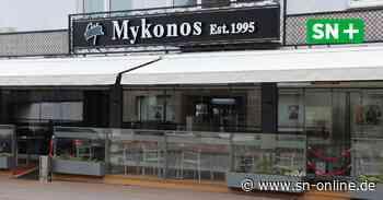 Rinteln: Griechisches Restaurant Mykonos eröffnet an der Bahnhofstraße - Schaumburger Nachrichten