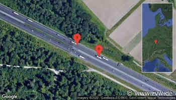 Karlsbad: Staugefahr auf A 8 zwischen Pforzheim-West und Steinig in Richtung Karlsruhe - Staumelder - Zeitungsverlag Waiblingen
