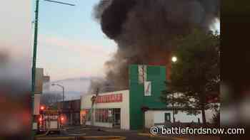 Fifth anniversary of fire that reshaped downtown North Battleford - battlefordsNOW
