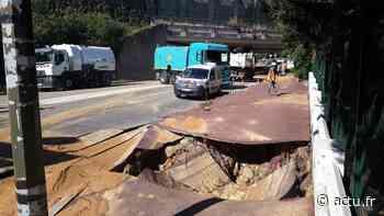Yvelines. Le tunnel inondé au Chesnay-Rocquencourt ne rouvrira pas avant 3 semaines - actu.fr
