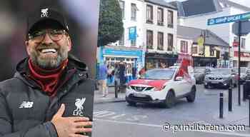 Liverpool Fans Take To The Streets Of Killarney To Celebrate Title Win With Parade - Pundit Arena