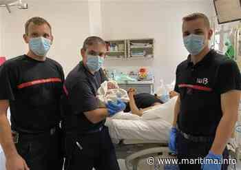 Salon de Provence - Vie des communes - Les pompiers de Salon mettent au monde un bébé à son domicile - Maritima.info