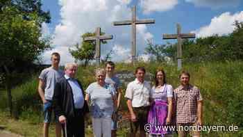 Drei Kreuze sind längst Landmarken - Nordbayern.de