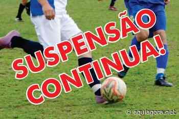 Atividades esportivas, públicas e privadas, continuam suspensas em Marechal Rondon - Aquiagora.net