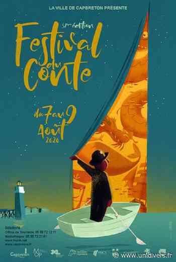 Festival du Conte de Capbreton vendredi 7 août 2020 - Unidivers